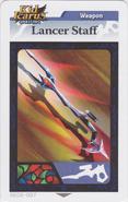 Lancerstaffarcard