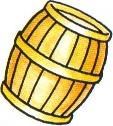 Waterbarrelkiart