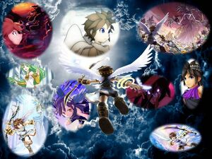 Kid Icarus Chronicles
