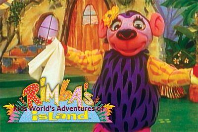 Kids World's Adventures of Rimba's Island