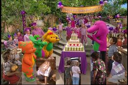 Kids World's Adventures of Dino-Mite Birthday
