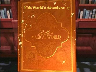 Kids World's Adventures of Belle's Magic World