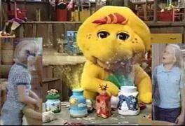 Kids World's Adventures of Barney's 1-2-3-4 Seasons