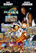 Chipmunks Tunes Babies & All-Stars' Adventures of Space Jam