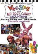 Bobby Cindy & Oliver's Adventures of The Big Rock Candy Mountain
