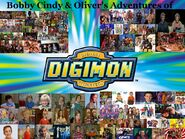 Bobby Cindy & Oliver's Adventures of Digimon Digital Monsters (TV Series)