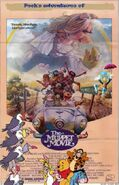 Pooh's Adventures of The Muppet Movie Poster (1)