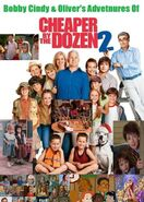 Bobby Cindy Oliver's Adventures Of Cheaper by the Dozen 2