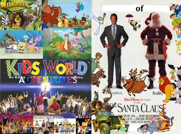 Kids World's Adventures of The Santa Clause