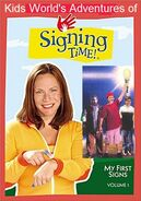 Kids World's Adventures of Signing Time - My First Signs