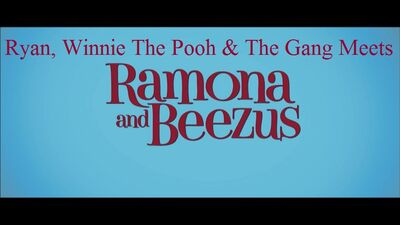 Ryan, Winnie The Pooh & The Gang Meets Ramona and Beezus