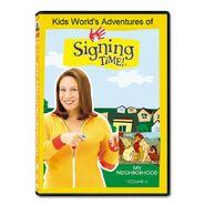 Kids World's Adventures of Signing Time - My Neighborhood