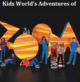 Kids World's Adventures of ZOOM (TV Series)