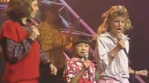 KIDS Incorporated - Rare Come Go With Me (Studio Version)