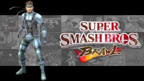Encounter - Super Smash Bros. Brawl