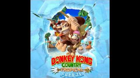 Donkey Kong Country Tropical Freeze Soundtrack - Aquaduct Assault
