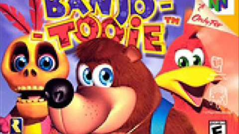 Banjo-Tooie Music - The Tower Of Tragedy (Quiz Show)