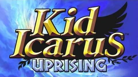 Kid Icarus Uprising Music - Thunder Cloud Temple