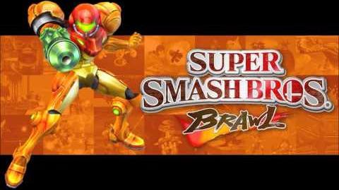 Super Smash Bros Brawl-Metroid Prime-Menu Theme (All Music) (HD)
