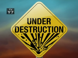 25-2 - Under Destruction