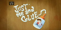 Just Me And Glue (Image Shop)