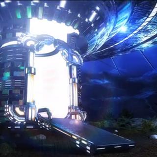 Wejście do UFO w odcinku <i>UFO</i>.