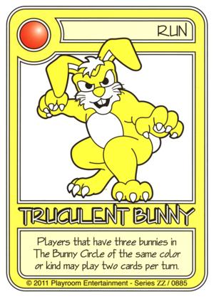 0885 Yellow Truculent Bunny-thumbnail