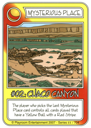 704 Mysterious Place - Chaco Canyon-thumbnail