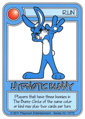 0772 Blue Hypnotic Bunny-thumbnail