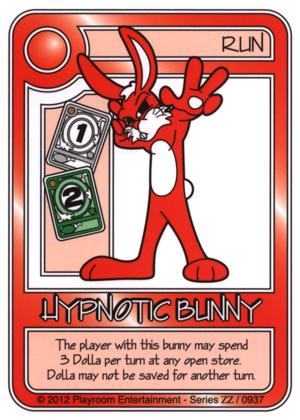 0937 Red Hypnotic Bunny-thumbnail