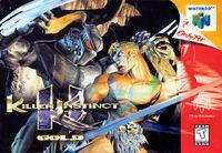 Killer Instinct Gold Cover