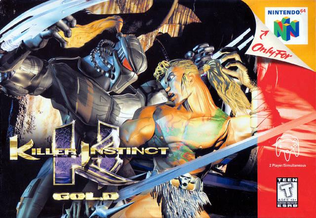 File:Killer Instinct Gold Cover.jpg