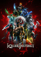 Killer Instinct Season 1 Poster