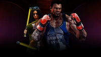 Killer Instinct Season 2 - TJ Combo Loading Screen 4
