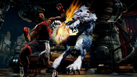 Killer Instinct Season 2 - TJ Combo vs Sabrewulf