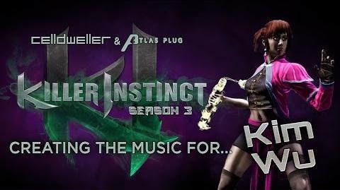 "Killer Instinct Season 3 - Creating The Music for ""Kim Wu"""