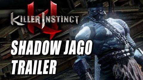 SHADOW JAGO TRAILER Killer Instinct - Bonus Character