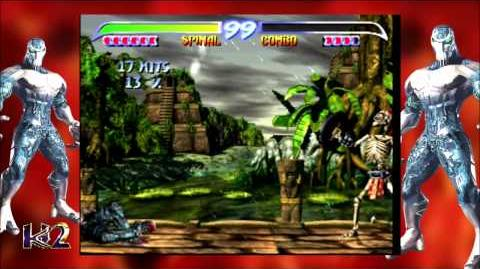Killer Instinct 2 Classic All Ultra Combos All Characters HD Xbox One