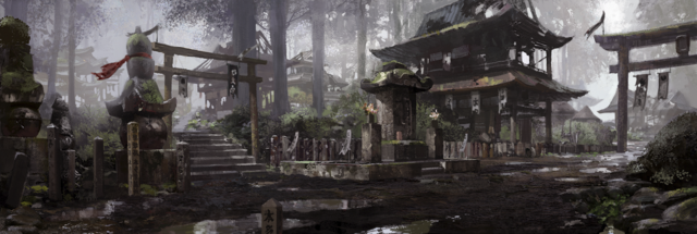 File:Hisako-Village-Concept-Art.png