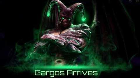 The Shadow Lord Arrives (Gargos Arrival) Theme - Killer Instinct Season 3