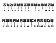 Helghan alphabet