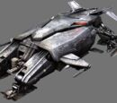 Helghast Overlord Dropship