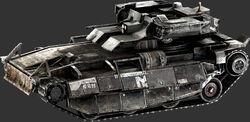 Hg tank