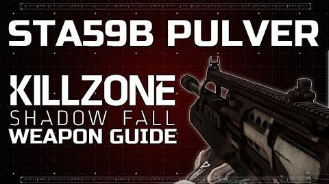 StA59B Pulver - Killzone Shadow Fall Weapon Guide