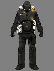 Ps2 helghast assaultsoldier