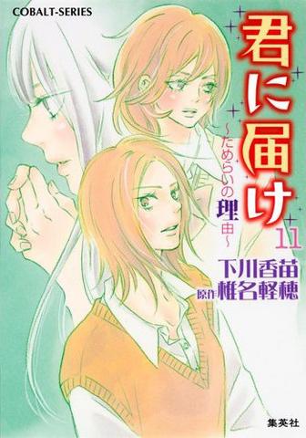 File:Kimi ni Todoke Light Novel v11 cover.png