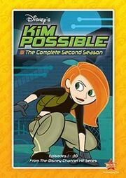 Complete Second Season DVD cover