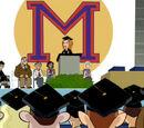 Graduation, Part 1