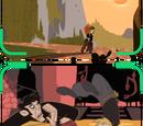 Monkey Fist Strikes