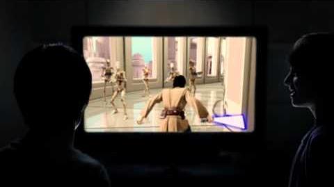 Kinect Star Wars E3 2011 Trailer